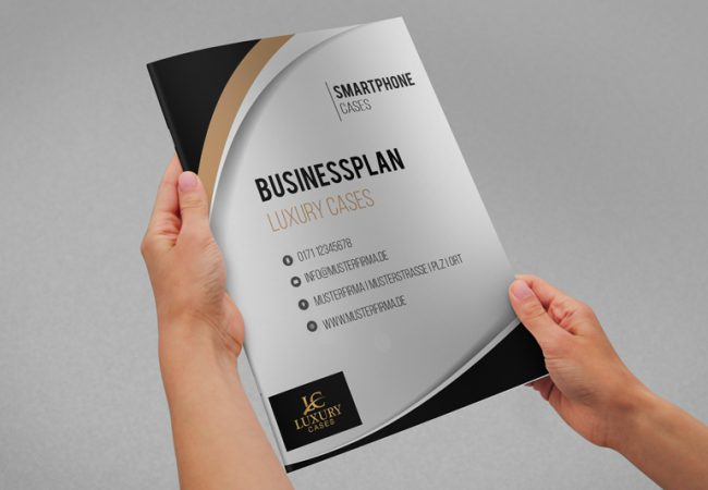 how to design a business plan